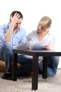 foreclosure financial stress