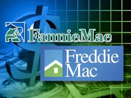 mortgage gaint fannie mae and freddie mac